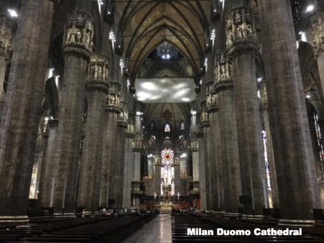 Milan Duomo Cathedral