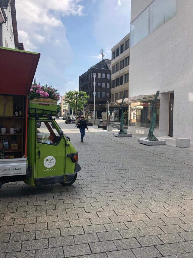 Vaduz City Center